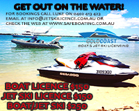 Get out on the water this Summer!